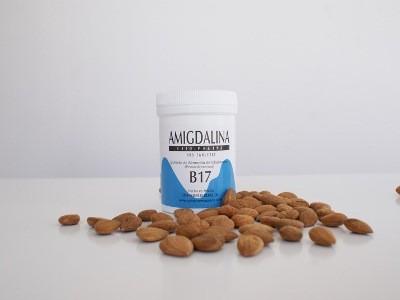 Витамин В17 – Amigdalina таблети