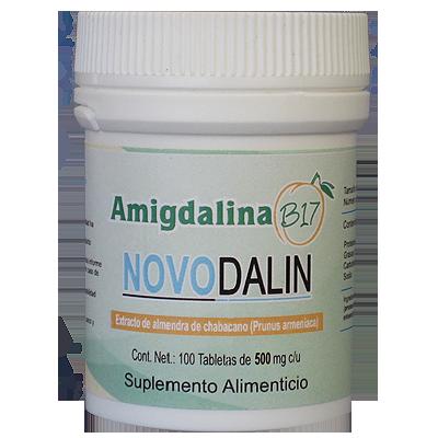 Витамин B17 (NOVODALIN) Таблети